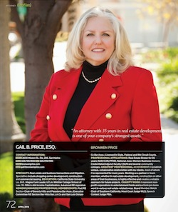 Featured in Pasadena Magazine - April 2012